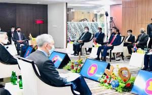 Para Pemimpin Negara ASEAN Bahas Situasi Myanmar
