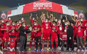 Persija Juara Piala Menpora Setelah Kalahkan Persib 2-1
