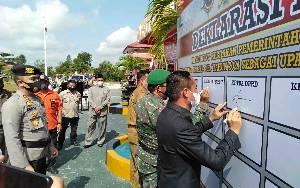 Ketua DPRD Katingan Harap Masyarakat Patuhi Imbauan Pemerintah Soal Larangan Mudik Idul Fitri