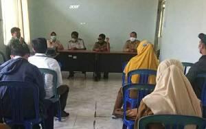 Pemerintah Kecamatan Bataguh Sosialisasikan Input Data IDM dan SDGs