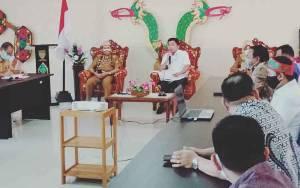 DPRD Kotabaru Kaji Banding Ekonomi Kreatif ke Disbudpar Kalteng