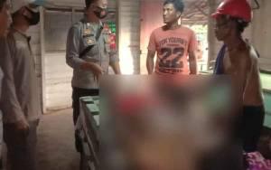 Seorang Pria 32 Tahun di Mentaya Hulu Ditemukan Bunuh Diri