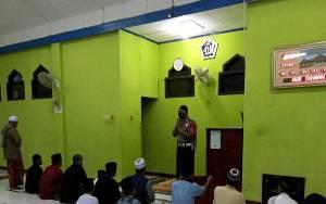 Berikan Rasa Aman, Kapolres Kobar Terjunkan Personel di Setiap Masjid Selama Ramadan
