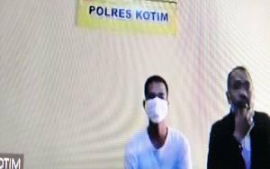 Terdakwa Kasus Sabu Sebut Dapat Barang dari Bandar di Sampit