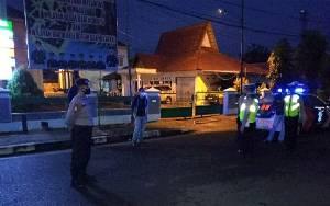Personel Polres Kapuas Patroli Cipta Kondisi Antisipasi Balap Liar