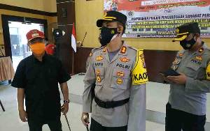 Polres Seruyan Aktifkan Posko Penyekatan Mulai 3 Mei