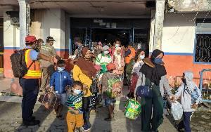 DLU Sebut Tidak Ada Lonjakan Penumpang di Pelabuhan Sampit hingga Akhir April 2021