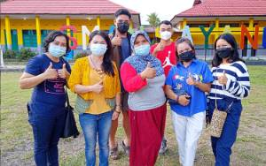 OSIS dan Alumni SMAN 1 Tamiang Layang Bikin Gerakan Donasi Rp 5.000