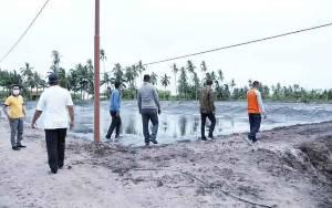 Potensi Tambak di Lunci dan Jelai Capai 4.000 Hektare