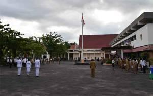 Disdik Kalteng Gelar Upacara Peringatan Hari Pendidikan Nasional 2021