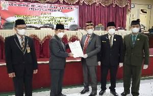 Ini Rekomendasi DPRD Barito Timur Terkait LKPj Kepala Daerah Tahun 2020
