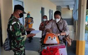 Penumpang Positif Covid-19 Lolos dari Bandara Semarang Diamankan Saat Mendarat di Bandara Iskandar Pangkalan Bun