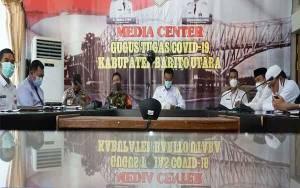 Wakil Bupati Barito Utara Hadiri Launching Gerakan Cinta Zakat Secara Virtual