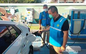 Pemprov Kalteng Dukung Penggunaan Mobil Listrik