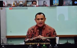 Ketua KPK RI: 2004-2021 Perkara Korupsi 1.146 Kasus