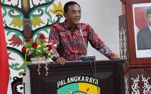 Ketua DPRD Palangka Raya Minta Satgas Perketat Pengawasan Prokes di Pusat Perbelanjaan