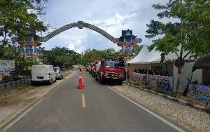 Ratusan Kendaraan dari Luar Daerah Masuk Barito Utara, Angkutan Barang Mendominasi