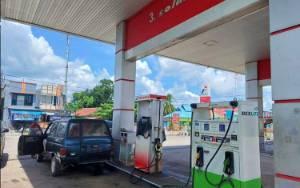 Polda Kalteng Amankan Pelangsir Solar Subsidi di SPBU Muara Teweh