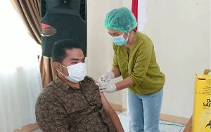 Pemerintah Rencanakan Vaksinasi Gotong Royong Setelah Idul Fitri