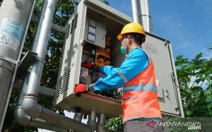 PLN Kalselteng Siapkan Cadangan Daya 466 MW pada Idul Fitri