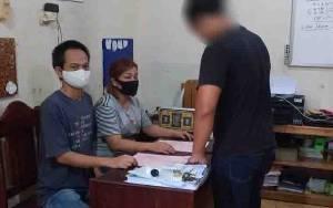 Polresta Palangka Raya Serahkan Berkas 2 Tersangka Narkotika ke Kejari