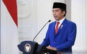 Presiden Jokowi: Indonesia Mengutuk Pengusiran Paksa Rakyat Palestina