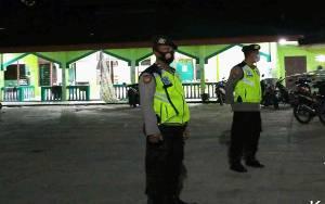 Personel Polresta Palangka Raya Ingatkan Disiplin Prokes