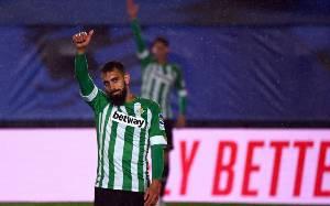 Real Betis Masuk Zona Liga Europa setelah Taklukkan Granada