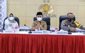 Gubernur Kalteng Minta Pelabuhan Dan Bandara Perketat Protokol Kesehatan Covid-19
