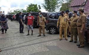Antisipasi Pengunjung Membludak, Bupati Kotim Pantau Situasi Jual Beli Di PPM Sampit