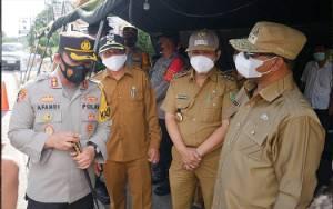 Wagub Kalteng: Peniadaan Mudik Bukan untuk Membatasi Hak Asasi Masyarakat