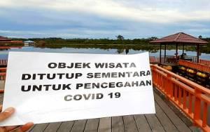 Cegah Penularan Covid-19, Disbudparpora Barito Utara Tutup Sementara Tempat Wisata