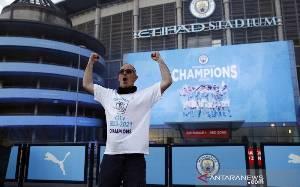 Daftar Juara Liga Inggris, Manchester City Kini Setara Aston Villa