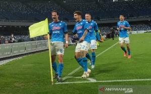 Napoli Lompat ke Posisi Kedua Selepas Cukur Udinese 5-1