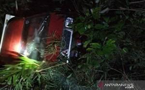 Sopir Mobil Boks Tewas Dalam Kecelakaan Tunggal