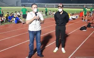 Ketum PSSI Minta Pemain Timnas Indonesia 'Siap Mati' di Lapangan