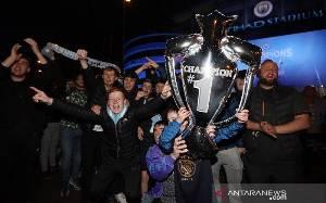 Tujuh Rekor yang Hiasi Gelar Juara City Musim ini