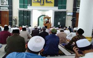 Meski Masih Pandemi, Masjid di Katingan Laksanakan Salat Idul Fitri