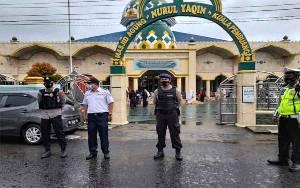 Polres Seruyan Turunkan Personel Amankan Pelaksanaan Salat Idul Fitri