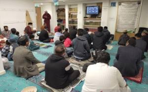 Masjid di Inggris Gelar Salat Idul Fitri Dalam Beberapa Gelombang