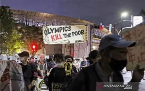 Petisi Tolak Olimpiade Diajukan ke Pemerintah Tokyo