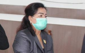 Srikandi DPRD Gunung Mas Imbau Masyarakat Desa Ikut Vaksinasi Covid-19