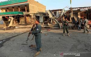 Ledakan Masjid Saat Salat Jumat di Kabul Tewaskan 12 Orang
