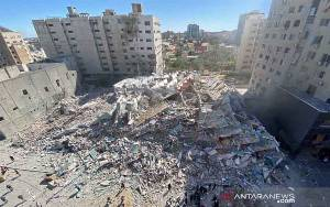 BSMI Desak Perbatasan Gaza Dibuka untuk Bantuan