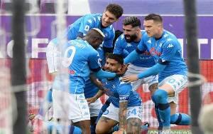 Napoli Kembali Depak Juventus dari 4 Besar
