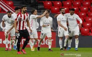 Menang atas Bilbao, Real Madrid Tetap Bertarung hingga Pekan Terakhir