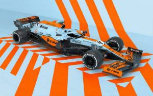 McLaren Akan Dibalut Livery Ikonik Gulf di Grand Prix Monako