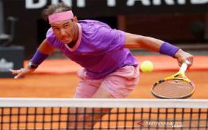 Nadal Rebut Gelar ke-10 Italian Open Melalui Kemenangan atas Djokovic