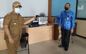 Bupati Kotim Sidak Kinerja ASN di Hari Pertama Masuk Kerja Usai Libur Lebaran