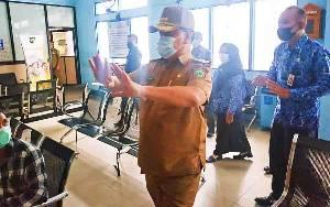 Bupati Kotim: Seluruh SOPD Harus Terapkan Protokol Kesehatan Covid-19 di Loby Pelayanan